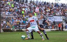 Hoje no Asa-AL, Lessinho fala das dificuldades de jogar futebol no ES