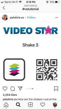 Video star multi-layer effect Kenzie Ziegler, Save Video, Video X, Glitch, Blur, E 38, Star Wars, Slide, Video Editing