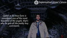 Supernatural Headcanon : Photo