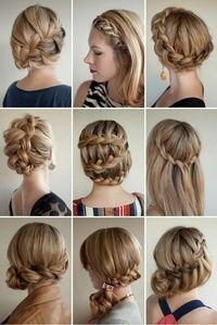 26 Besten Cool Braids Bilder Auf Pinterest Frisuren Haar Und