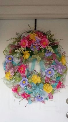 Spring is here wreaths!