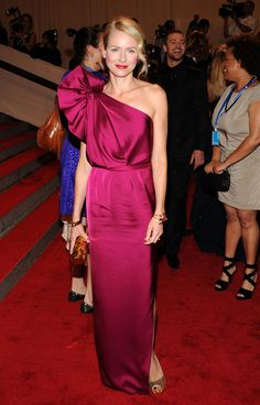 BEST: Naomi Watts in Stella McCartney, 2010 | The Best & Worst Met Ball Dresses In Recent History