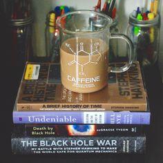 Violent delight, studyspaceandtime:   Coffee just got a little bit...