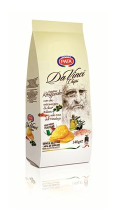 Da Vinci Chips! With Italian extravirgin olive oil https://www.facebook.com/pages/Pata-Snack/284479758381857