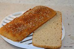 Kartoffelfaser-Sandwichbrot (Low Carb / Keto)