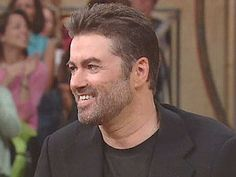 George Michael in the Oprah Show.