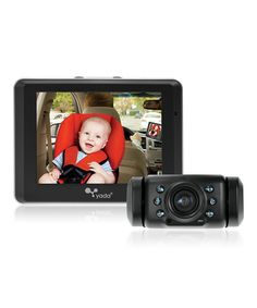 7 Inch Baby Monitor With Wireless Night Vision Camera Remote