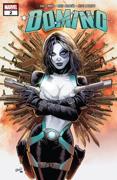 Browse the Marvel Comics issue Domino Learn where to read it, and check out the comic's cover art, variants, writers, & more! Domino Marvel, Domino Comics, Hq Marvel, Marvel Comics Art, Marvel Comic Universe, Comics Universe, Valkyrie Marvel Comics, Captain Marvel, Comic Book Characters