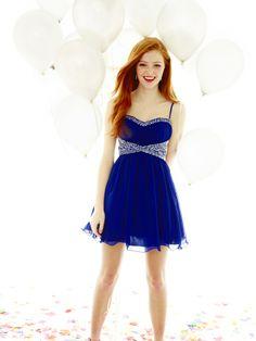 Embellished Ruched Short Prom Dress jcp.com (221-0314)