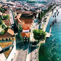 Rio Douro, Portugal