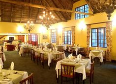 Located in Hogsback on the Eastern Cape of South Africa, this thatched-roof hotel offers rooms or self-catering cottages surrounded by native forest. Best Holiday Destinations, London Airports, Self Catering Cottages, Bright Rooms, Thatched Roof, 3 Bedroom House, Comfy Bed, Hotel Offers, Cool Furniture