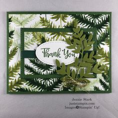 Spotlighting Forever Greenery | Just Stampin' Stampin Up Catalog, Making Greeting Cards, Specialty Paper, Watercolor Pattern, Card Tutorials, Card Making Inspiration, Card Maker, Homemade Cards, Stampin Up Cards