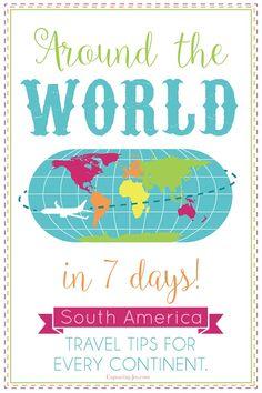 Travel Around the World to South America - Capturing Joy with Kristen Duke