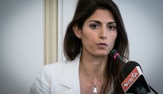 Virginia Raggi was elected as Rome's first female mayor as her Five Star Movement party notched another win for the anti-establishment.
