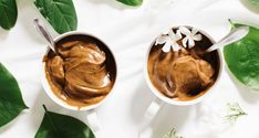 This easy keto ice cream recipe blends frozen coconut cream, cocoa powder and avocado to create an incredibly creamy 3-ingredient keto ice cream recipe. Then simply add in vanilla, cinnamon, a sweetener of your choice, and so on, to flavor it to your own taste buds