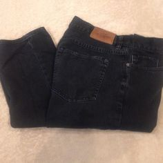 Men jeans Men's jeans with stud closure 5 pockets. Great condition. H&M Jeans Straight Leg