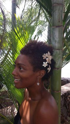 Check out this item in my Etsy shop https://www.etsy.com/listing/263091176/brass-flower-enameled-hair-clips