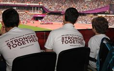 A nice example of Charity/Fundraising Apparel. Find out more about successfully fundraising with T-Shirts and other Apparel! (Photo by NCVO London / Flickr.com)