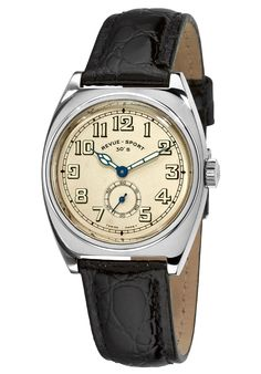 Price:$1368.00 #watches Revue Thommen 15000-3532, Revue Thommen was founded in 1853 by Gedeon Thommen and has since developed into one of the leading Swiss watch companies. Early on, only wristwatches and pocket watches were produced and they relied exclusively on their own movements.