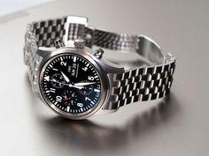 IWC Pilot's Chronograph