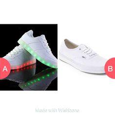 Hoverkicks or Vans? Click here to vote @ http://wishbone.io/hoverkicks-or-vans-35058850.html?utm_source=app&utm_campign=share&utm_medium=referral