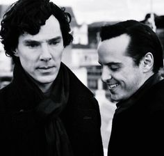 Image de sherlock, jim moriarty, and moriarty