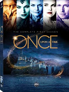 Once Upon a Time - Magical Blu-rays and DVDs are Announced for 'The Complete 1st Season'