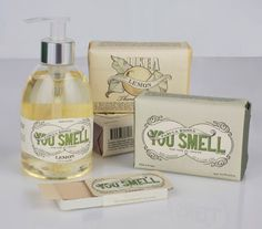 You Smell on Packaging of the World - Creative Package Design Gallery