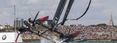 Sailing Takes Flight - America's Cup World Series Portsmouth