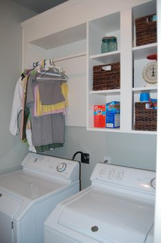 Sweet Ava Kate: Laundry Room Makeover