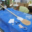 Build a Stand-Up Paddleboard Paddle ::: #diy #sup #standup
