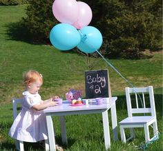 Tea Party Pregnancy