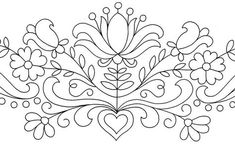 Resultado de imagen de embroidery patterns