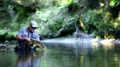 Backcountry Fly Fishing in New Zealand