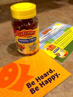 Kiddo likes the sweet flavor. I think she prefers characters over basic bears, but hasn't complained. She just noticed the different shape. (I received free product in exchan for feedback.) #FreeSample
