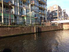 #Canal #Amsterdan #Holanda