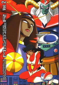 Great Mazinger Vol.2 by Go Nagai - Gosaku Ota (Kazuhiro Ochi cover)