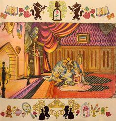 ✏︎✏︎✏︎2016.4.4.mon . . 寝落ち寝落ち寝落ち寝落ち!! で、だいぶ止まっていたけどやっと完成 美女と野獣観ながらこのシーン写メって 見ながら塗った❤️❤️ 達成感ーー!!! クーピーよりも、色鉛筆の方が やっぱ塗りやすい❤️❤️❤️ あれ、なんかpic暗い・・・?! 寝よwww . . #大人の塗り絵 #ぬりえ #ぬり絵 #塗り絵 #coloringbook #coloring #コロリアージュ #クーピー #パステル #色鉛筆 #disney #ディズニー#ディズニープリンセス #ディズニーガールズカラーリングブック #美女と野獣 #beautyandthebeast #塗り絵の記録 #自己満 . .