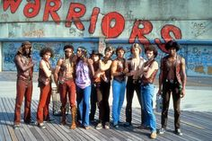The Warriors, showing at the Coney Island Film Festival Saturday September 22nd at 10:30pm