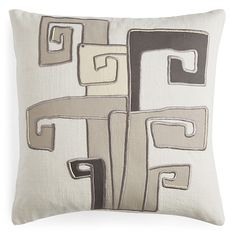 """200.00$  Watch now - http://vielf.justgood.pw/vig/item.php?t=8h8pc530515 - Kelly Wearstler Canyon Inlander Decorative Pillow, 18"""" x 18"""""""