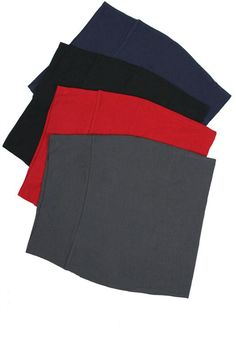 Casual & Sports Solid Jersey Bodycon Stretch Slim Mini Skirt