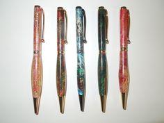 hand made pens