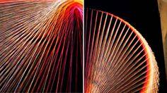 Qammari String Art Overview