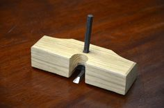 Farm Tools, Wood Tools, Diy Tools, Small Wood Projects, Projects To Try, Hand Router, Router Plane, Garage Atelier, Wood Plane
