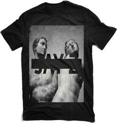 Magic custom - tshirt jay-z carta holy grail album
