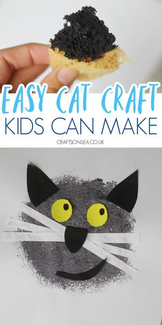 Animal Activities For Kids, Animal Crafts For Kids, Spring Crafts For Kids, Craft Kids, Easy Crafts For Kids, Cute Crafts, Pet Craft, Children Activities, Art Activities