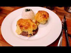 Dubarry sertés szelet - Csőben sült karfiol /Szoky konyhája/ - YouTube
