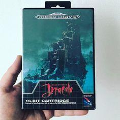 #BramStoker 's #Dracula #Sega #MegaDrive #Sony #SonyImage @Sony #SegaGenesis #Dortmund #retromaniac #RetroGamer #SonyImageSoft #BramStokersDracula #CIB #ImageSoft http://ift.tt/2qyj6Qd