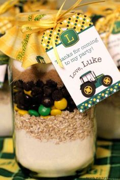 Hope Studios: John Deere Baby Shower!