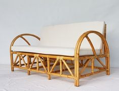 LAURIE 2 SEATER CANE LOUNGE (MODEL:DET825) - NATURAL - Australia's Best Online Furniture & Bedroom Furniture Store